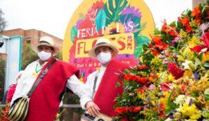 Feria de flores 2020