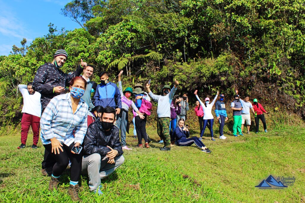 Caminada ecológica, senderismo en San Rafael, 29 de nov de 2020