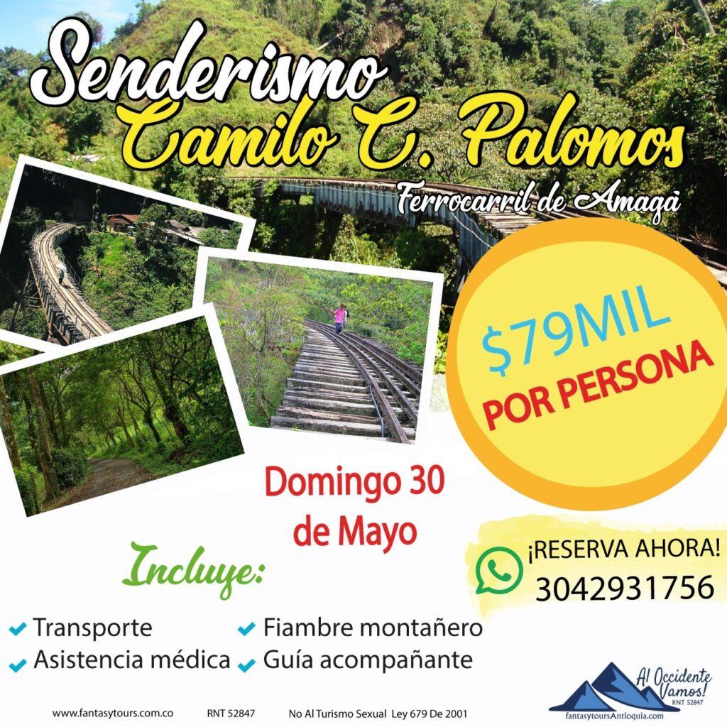 Senderismo Camilo C Palomos