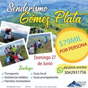 Gomez Plata 27 Junio