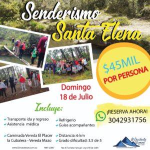 Santa Elena 18 Julio