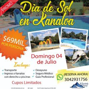 Promoción Kanaloa