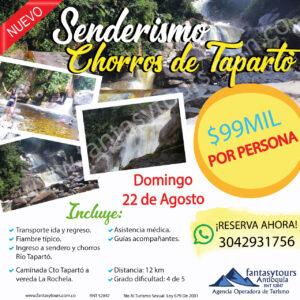 Tapartó 22 de Agosto