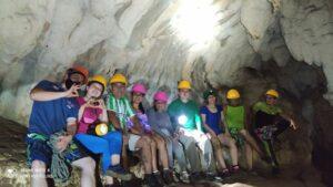 Caverna Heyder, en La Danta, Sonsón, Antioquia